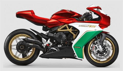 2020 MV Agusta Superveloce 75 Anniversary in West Allis, Wisconsin