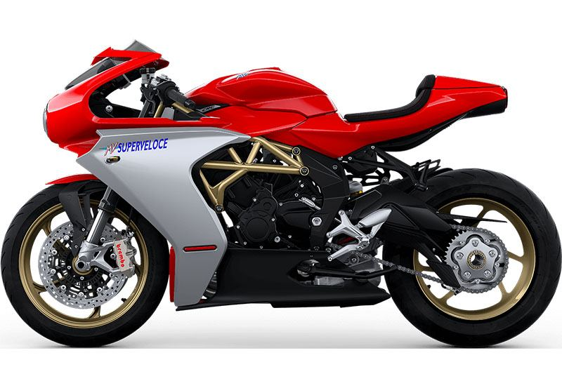 2020 MV Agusta Superveloce 800 in Fort Montgomery, New York - Photo 2