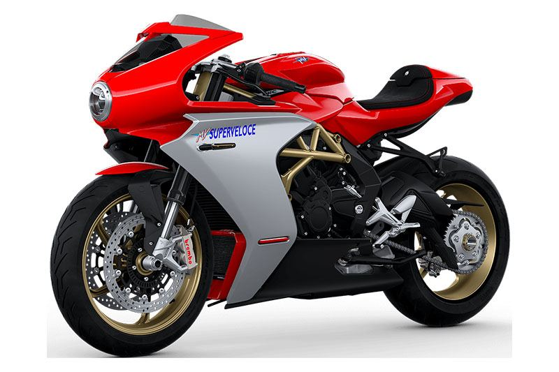 2020 MV Agusta Superveloce 800 in Fort Montgomery, New York - Photo 4