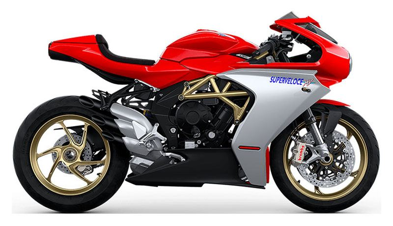 2020 MV Agusta Superveloce 800 in Fort Montgomery, New York - Photo 1