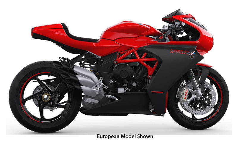 2020 MV Agusta Superveloce 800 in Shelby Township, Michigan - Photo 1