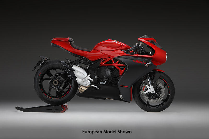 2020 MV Agusta Superveloce 800 in Shelby Township, Michigan - Photo 2