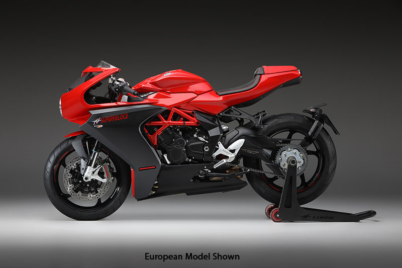 2020 MV Agusta Superveloce 800 in Shelby Township, Michigan - Photo 3