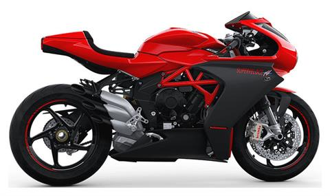 2020 MV Agusta Superveloce 800 in Depew, New York
