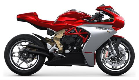 2020 MV Agusta Superveloce 800 Serie Oro in Shelby Township, Michigan - Photo 1