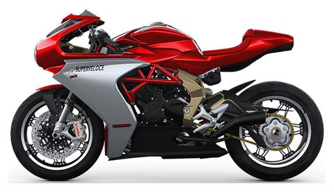 2020 MV Agusta Superveloce 800 Serie Oro in Shelby Township, Michigan - Photo 2