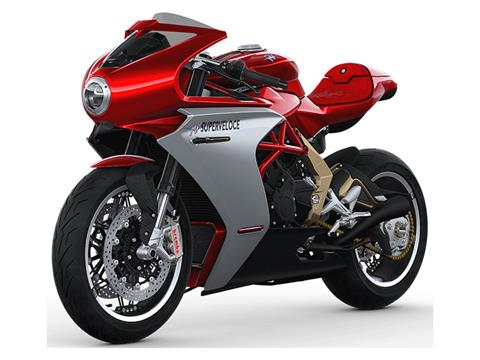 2020 MV Agusta Superveloce 800 Serie Oro in Shelby Township, Michigan - Photo 4