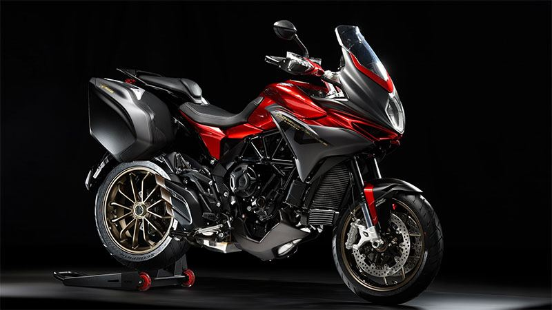 2020 MV Agusta Turismo Veloce 800 Lusso in Fort Montgomery, New York - Photo 7