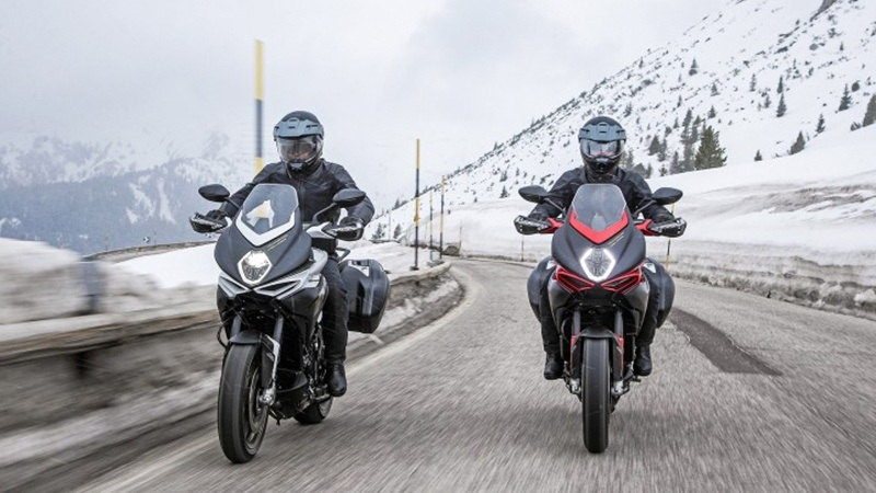 2020 MV Agusta Turismo Veloce 800 Lusso in Fort Montgomery, New York - Photo 8