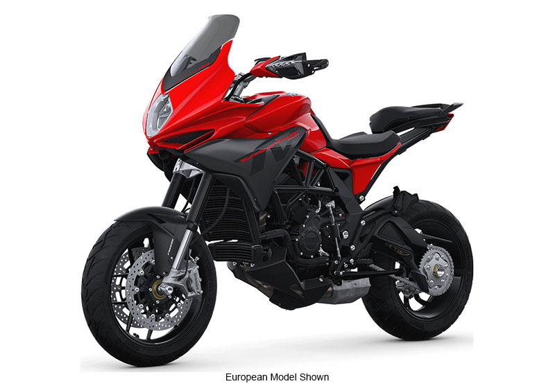 2020 MV Agusta Turismo Veloce 800 Rosso in Fort Montgomery, New York - Photo 4