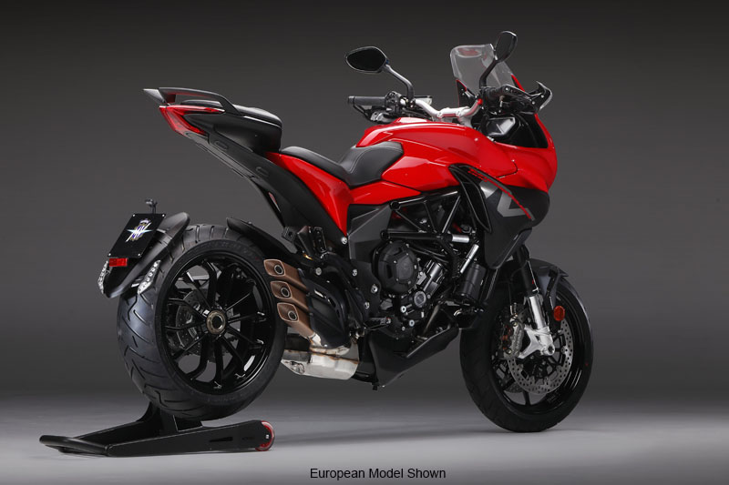 2020 MV Agusta Turismo Veloce 800 Rosso in Fort Montgomery, New York - Photo 11