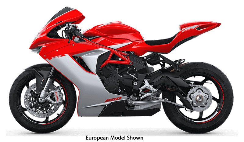 2020 MV Agusta F3 800 in Depew, New York - Photo 2