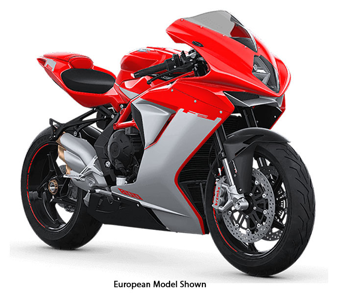 2020 MV Agusta F3 800 in Depew, New York - Photo 3