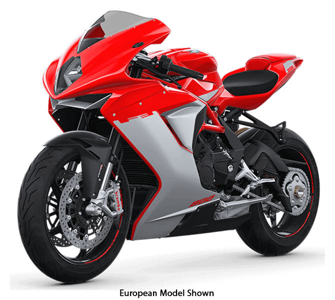 2020 MV Agusta F3 800 in Depew, New York - Photo 4