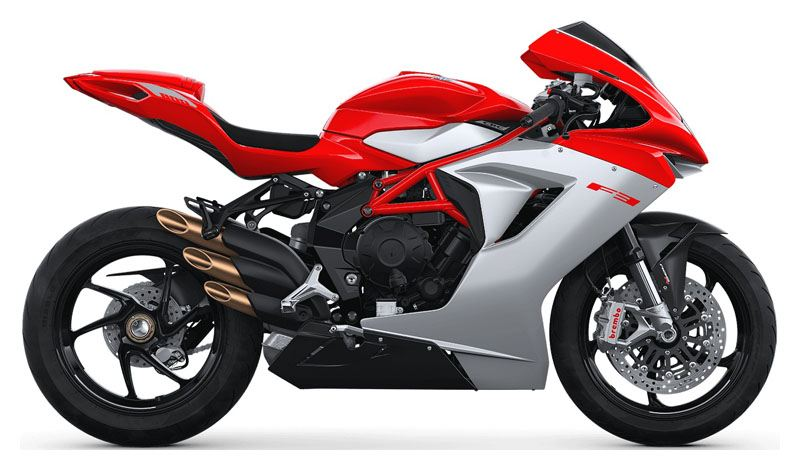 2020 MV Agusta F3 800 in Bellevue, Washington - Photo 1