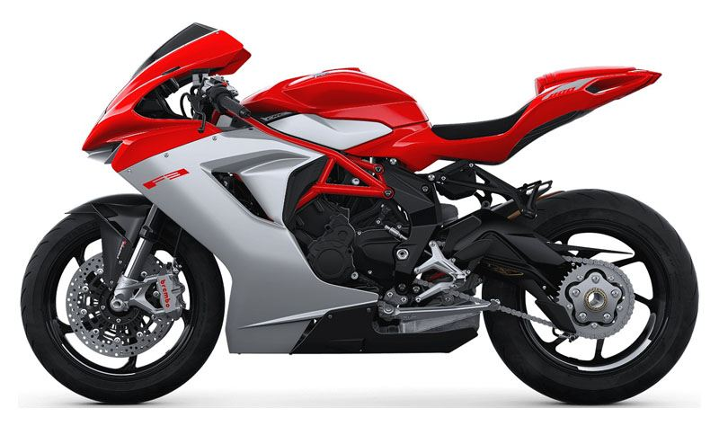 2020 MV Agusta F3 800 in Shelby Township, Michigan - Photo 2