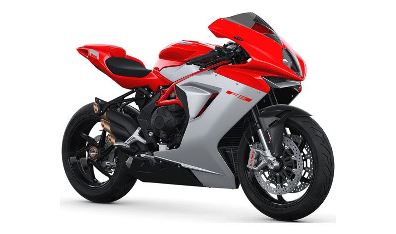2020 MV Agusta F3 800 in Shelby Township, Michigan - Photo 3