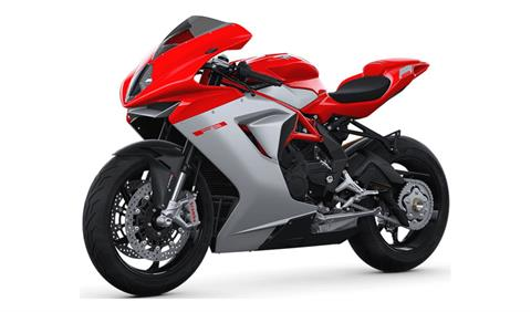 2020 MV Agusta F3 800 in West Allis, Wisconsin - Photo 18