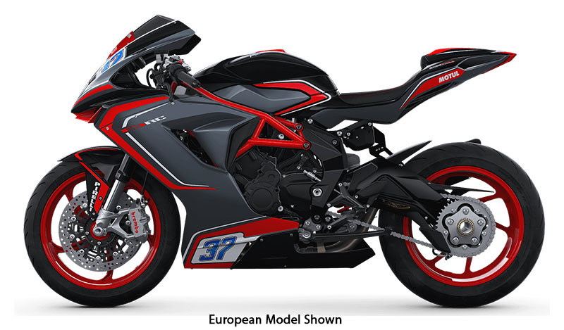 2020 MV Agusta F3 800 RC in Shelby Township, Michigan - Photo 2