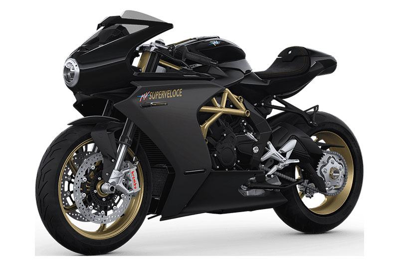 2020 MV Agusta Superveloce 800 in Shelby Township, Michigan - Photo 4