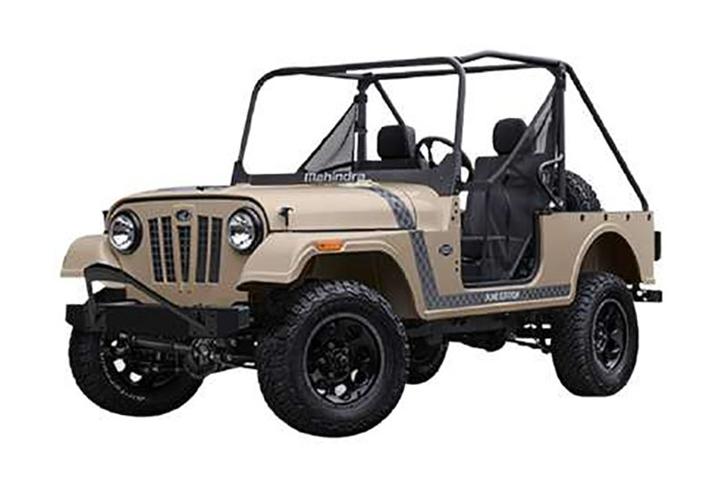 2018 Mahindra Automotive North America ROXOR Dune Edition in Coeur D Alene, Idaho