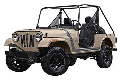 2018 Mahindra Automotive North America ROXOR Dune Edition in Marietta, Ohio