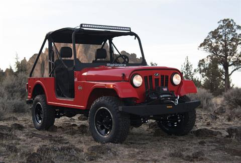 2018 Mahindra Automotive North America ROXOR Limited Edition in Bolivar, Missouri