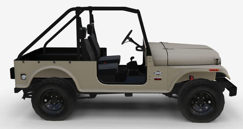 2019 Mahindra Automotive North America ROXOR Offroad A/T in Bessemer, Alabama - Photo 1