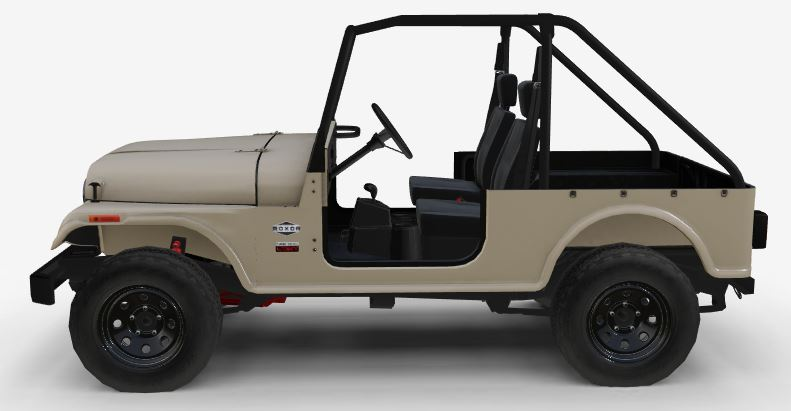 2019 Mahindra Automotive North America ROXOR Offroad A/T in Bessemer, Alabama - Photo 2