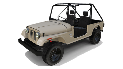 2019 Mahindra Automotive North America ROXOR Offroad in Greenwood, Mississippi - Photo 10