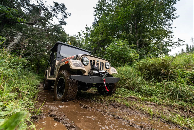 2019 Mahindra Automotive North America ROXOR Offroad in Adams, Massachusetts