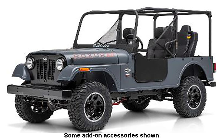 2019 Mahindra Automotive North America ROXOR Automatic Transmission Limited Edition in De Queen, Arkansas