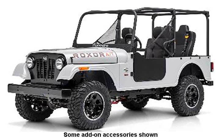 2019 Mahindra Automotive North America ROXOR Automatic Transmission Limited Edition in Saint Joseph, Missouri