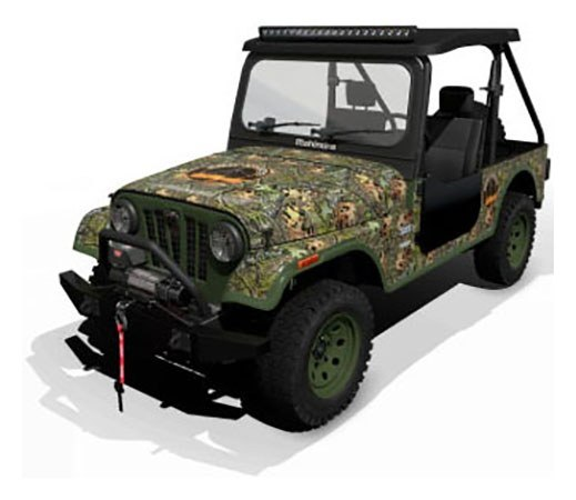 2019 Mahindra Automotive North America ROXOR Nugent Backstrap Edition in Augusta, Maine - Photo 1
