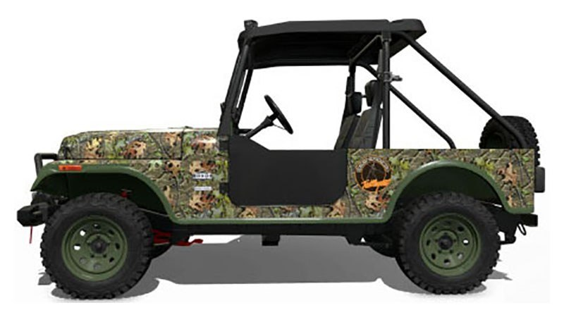 2019 Mahindra Automotive North America ROXOR Nugent Backstrap Edition in Hazlehurst, Georgia - Photo 2