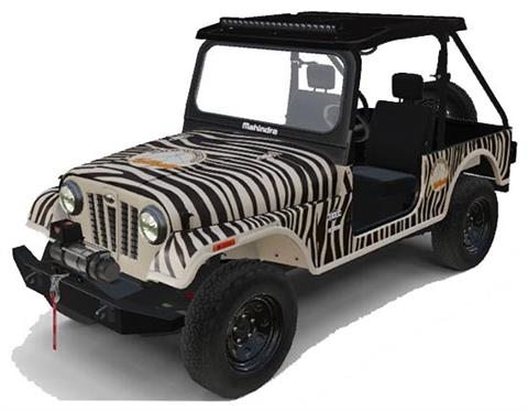 2019 Mahindra Automotive North America ROXOR Nugent Edition in Saint Joseph, Missouri
