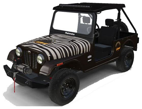 2019 Mahindra Automotive North America ROXOR Nugent Edition in Sanford, North Carolina