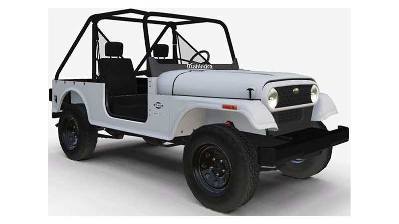 2020 Mahindra Automotive North America ROXOR Offroad in White Plains, New York - Photo 3