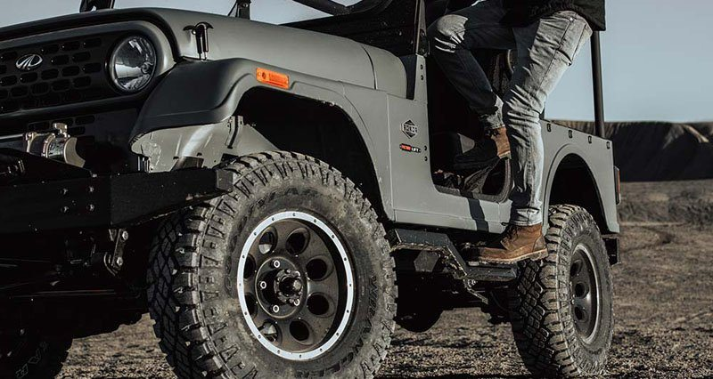 2020 Mahindra Automotive North America ROXOR Offroad in White Plains, New York - Photo 9