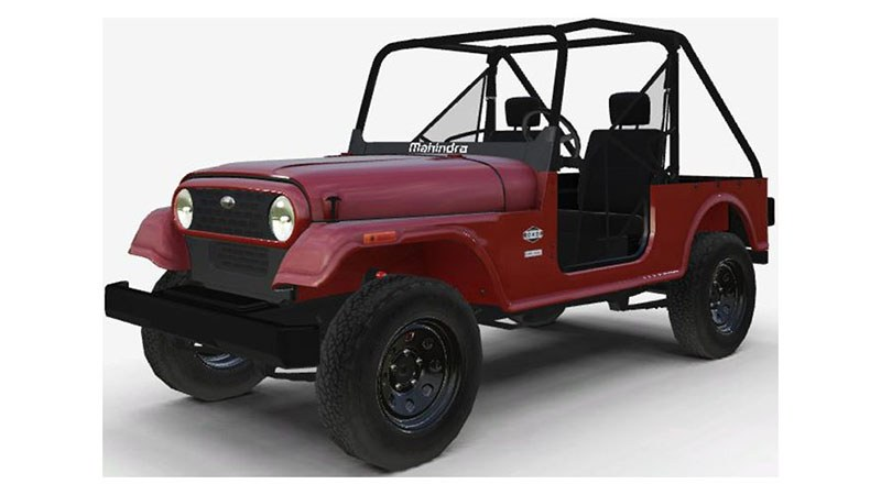 2020 Mahindra Automotive North America ROXOR Offroad A/T in Greenwood, Mississippi - Photo 4