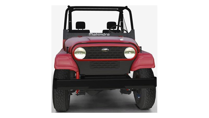2020 Mahindra Automotive North America ROXOR Offroad A/T in Greenwood, Mississippi - Photo 5