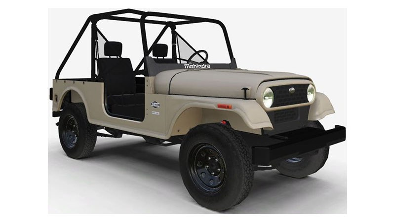 2020 Mahindra Automotive North America ROXOR Offroad A/T in Saucier, Mississippi - Photo 3