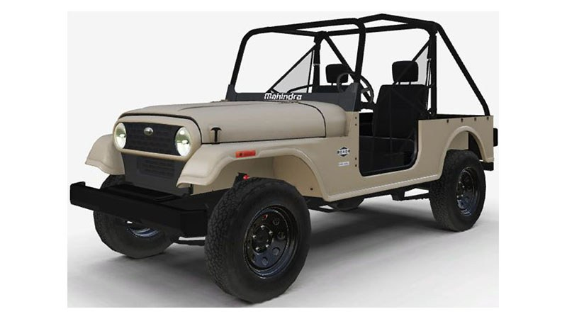 2020 Mahindra Automotive North America ROXOR Offroad A/T in Saucier, Mississippi - Photo 4
