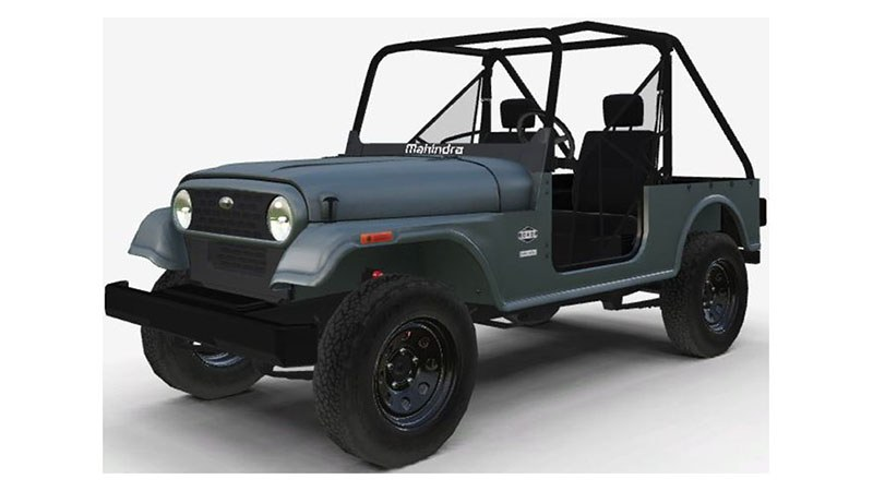 2020 Mahindra Automotive North America ROXOR Offroad A/T in Saint Joseph, Missouri - Photo 4