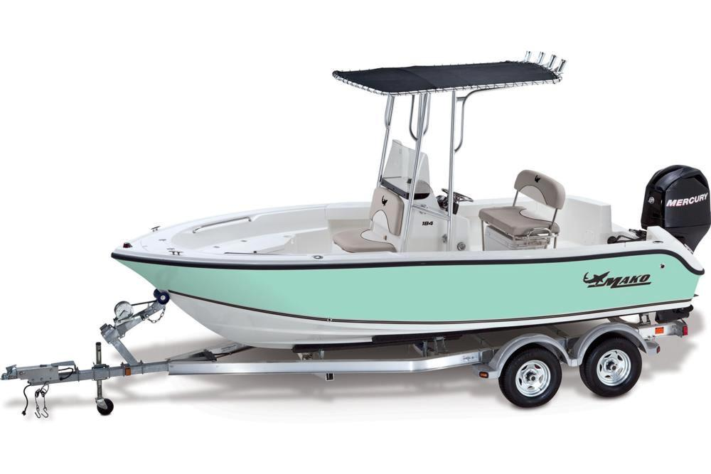 2017 Mako 184 CC in Holiday, Florida