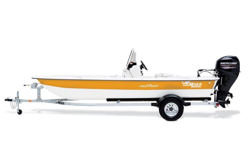 2017 Mako Pro Skiff 17 CC in Holiday, Florida