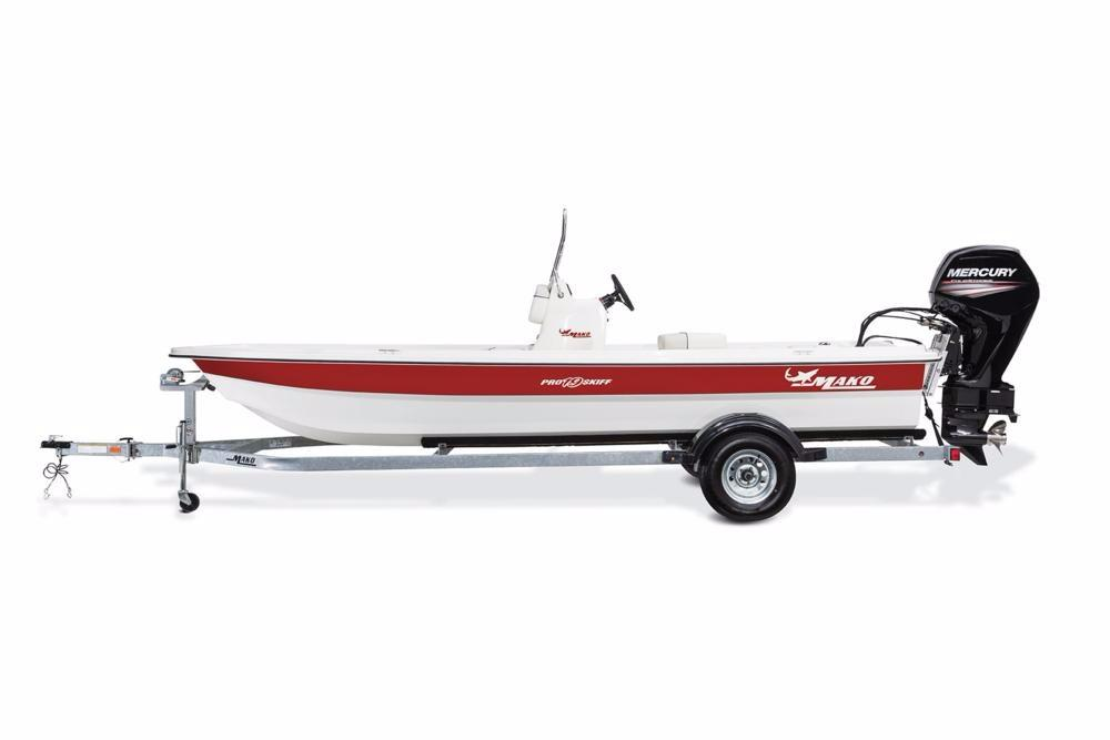 2017 Mako Pro Skiff 19 CC in Holiday, Florida