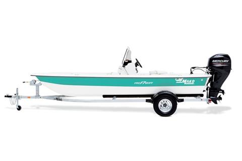 2017 Mako Pro Skiff 21 CC in Holiday, Florida