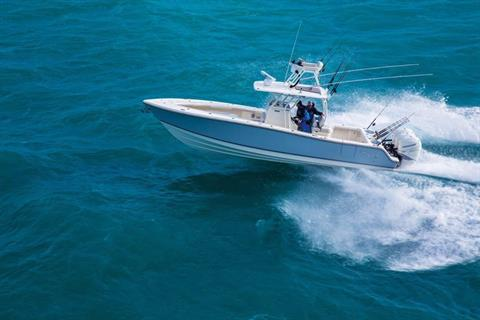 2018 Mako 334 CC Sportfish Edition in Harriman, Tennessee