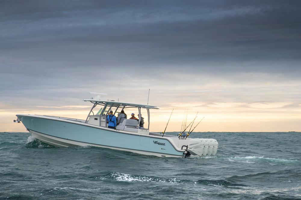 2018 Mako 414 CC in Holiday, Florida